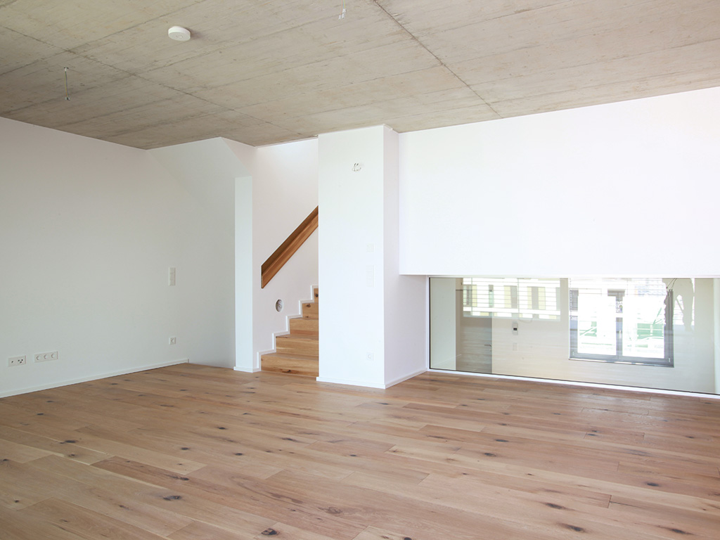 Penthouse Split-Level Wohnen